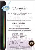 GÜNHAN ARK ISO 14001:2007