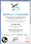 GÜNHAN ARK ISO 9001:2008